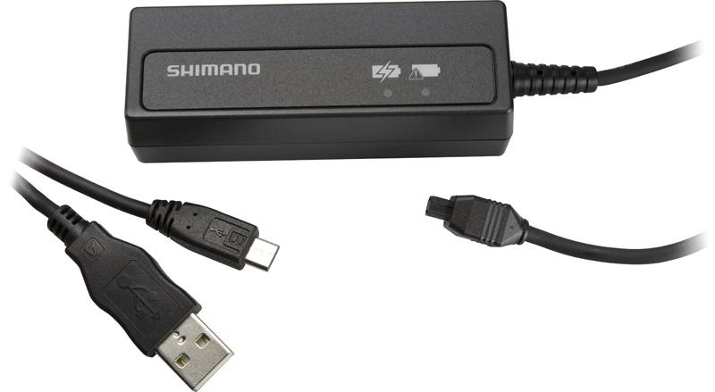 Shimano nabíječka SHIMANO Di2 SMBCR2   pro integr. baterii