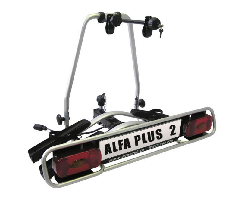 Wjenzek Nosič kol za auto ALFA PLUS 2