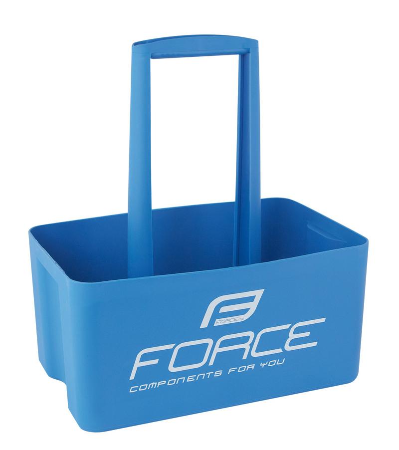Force nosič lahví FORCE pro 6 ks lahví, modrý