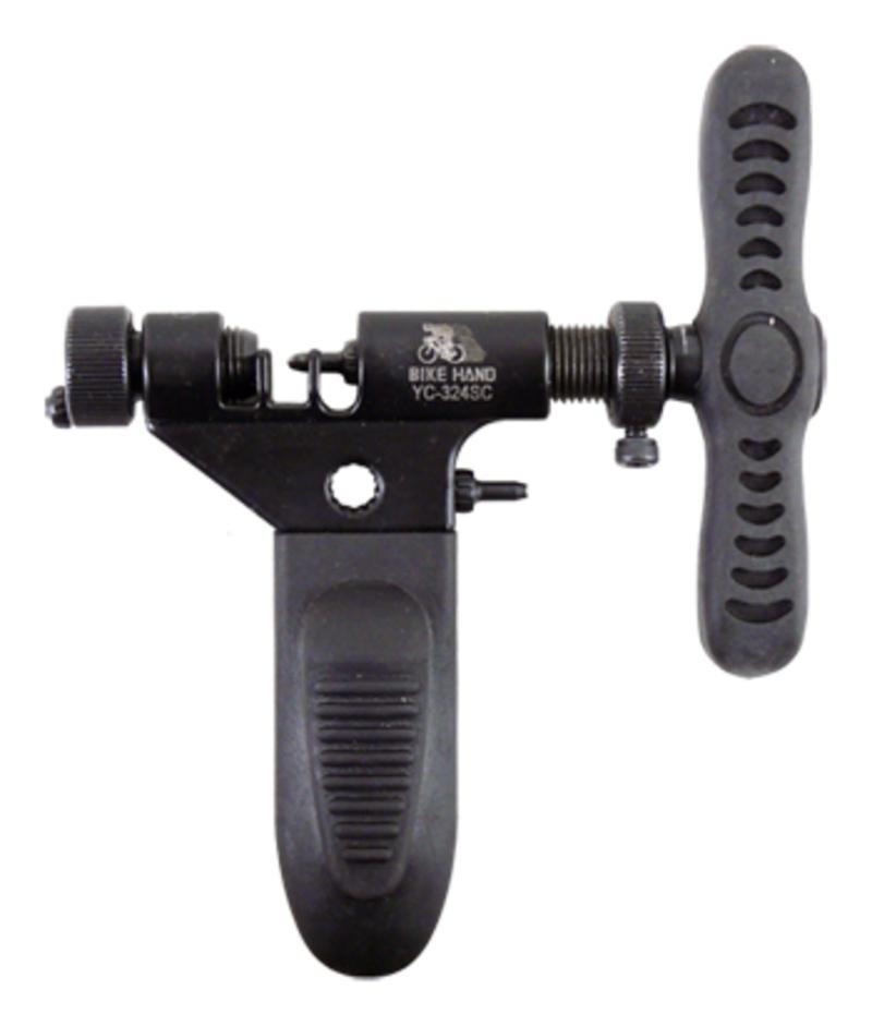 Bikehand nýtovač řetězu YC-324L PROFI s protikusem