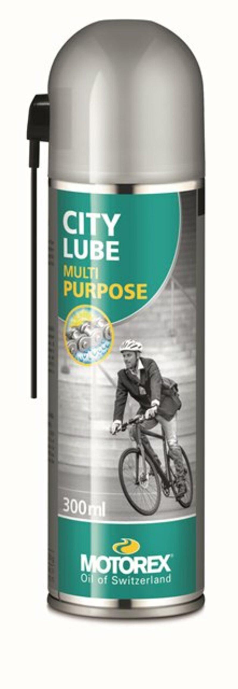 Motorex olej CITY LUBE 300ml spray