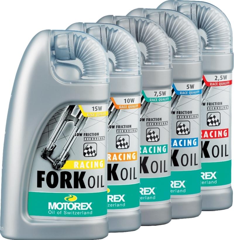 Motorex olej do vidlic FORK OIL 1L