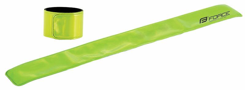 Force pásek reflexní samonavíjecí 38cm