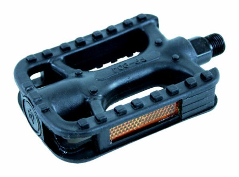 pedály FEIMIN FP-804 plastové černé
