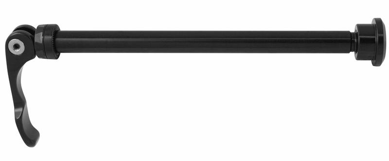Force pevná osa zadní X12-Shimano, černá