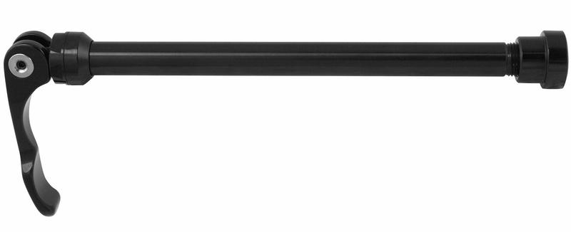 Force pevná osa zadní, X12-Syntace, černá