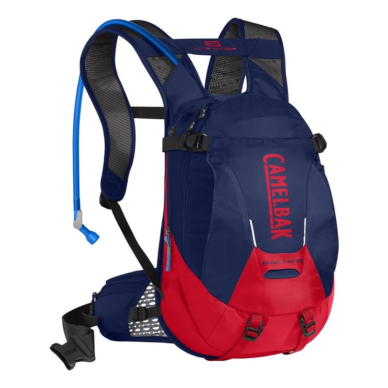 Camelbak batoh SKYLINE LR 10 - Pitch Blue/Racing Red