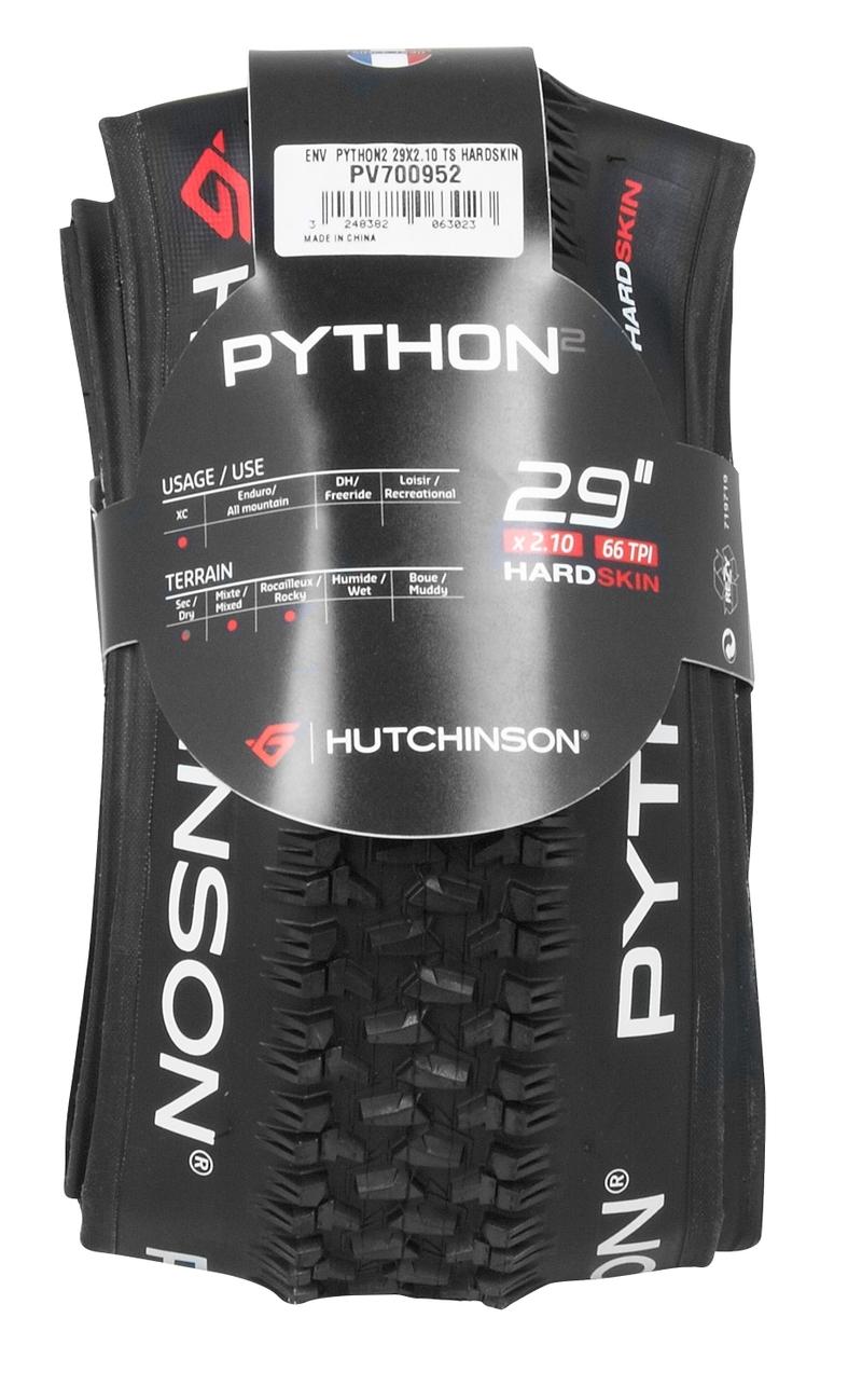 Hutchinson plášť PYTHON 2