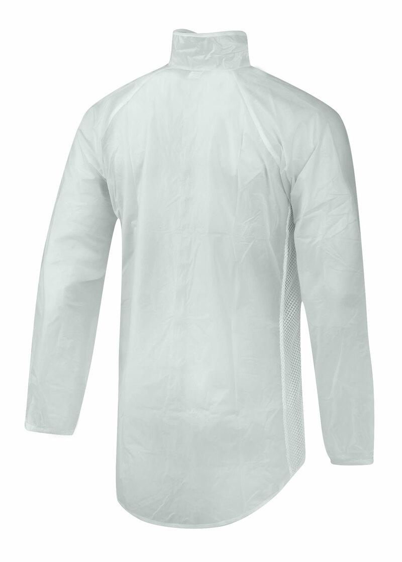 Force pláštěnka PVC čirá, suchý zip