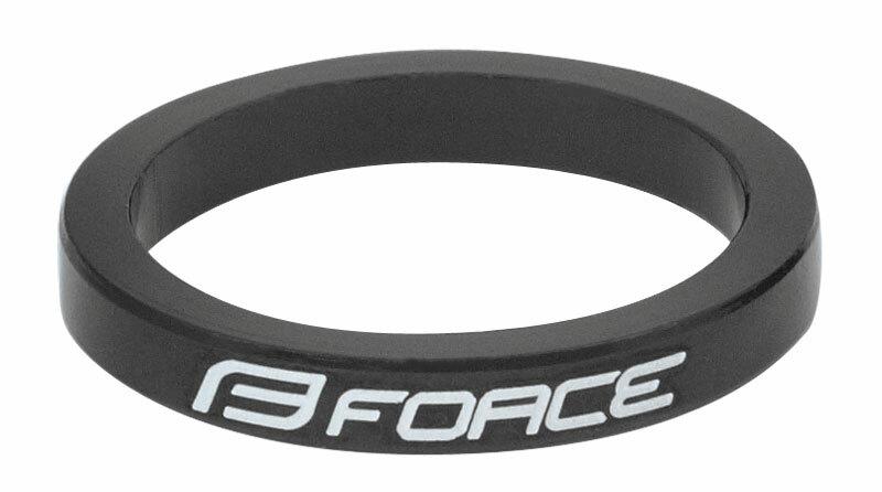 """Force podložka 1 1/8""""AH.FO 5mm Al če"""