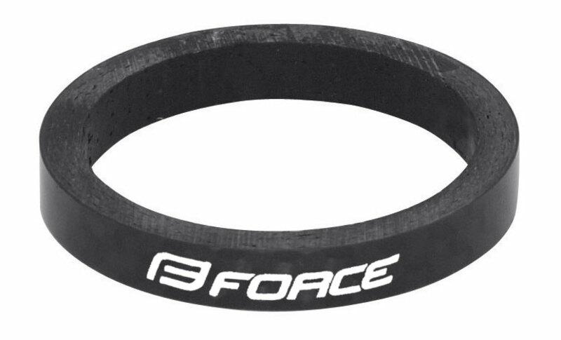 """Force podložka 1 1/8""""AH.FO 5mmCARBON"""