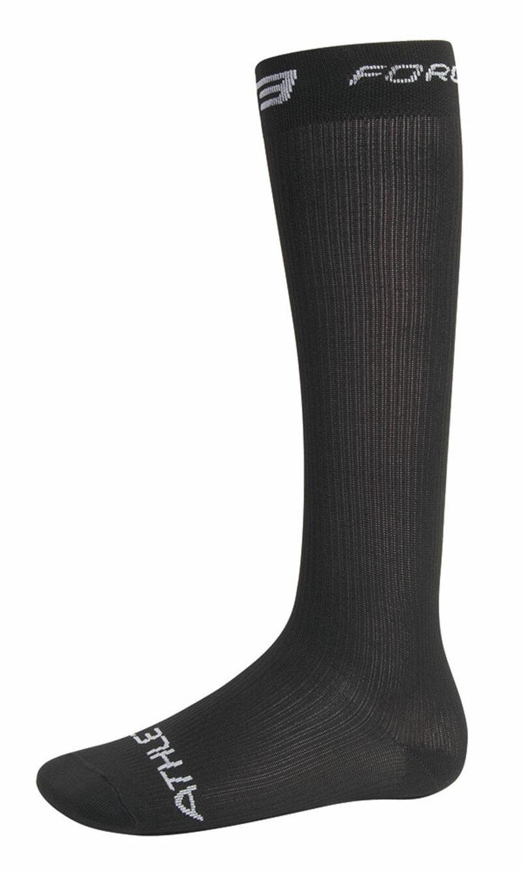 Force ponožky kompresní ATHLETIC černé