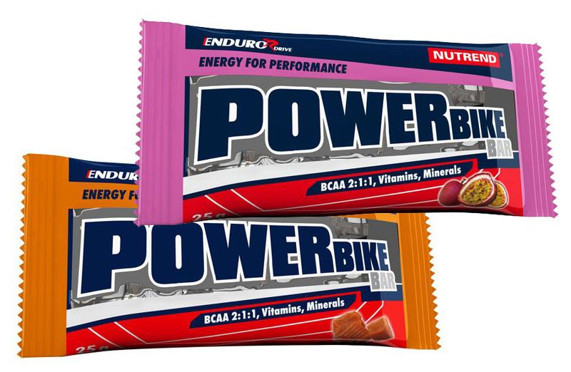 Nutrend POWER BIKE BAR 25g