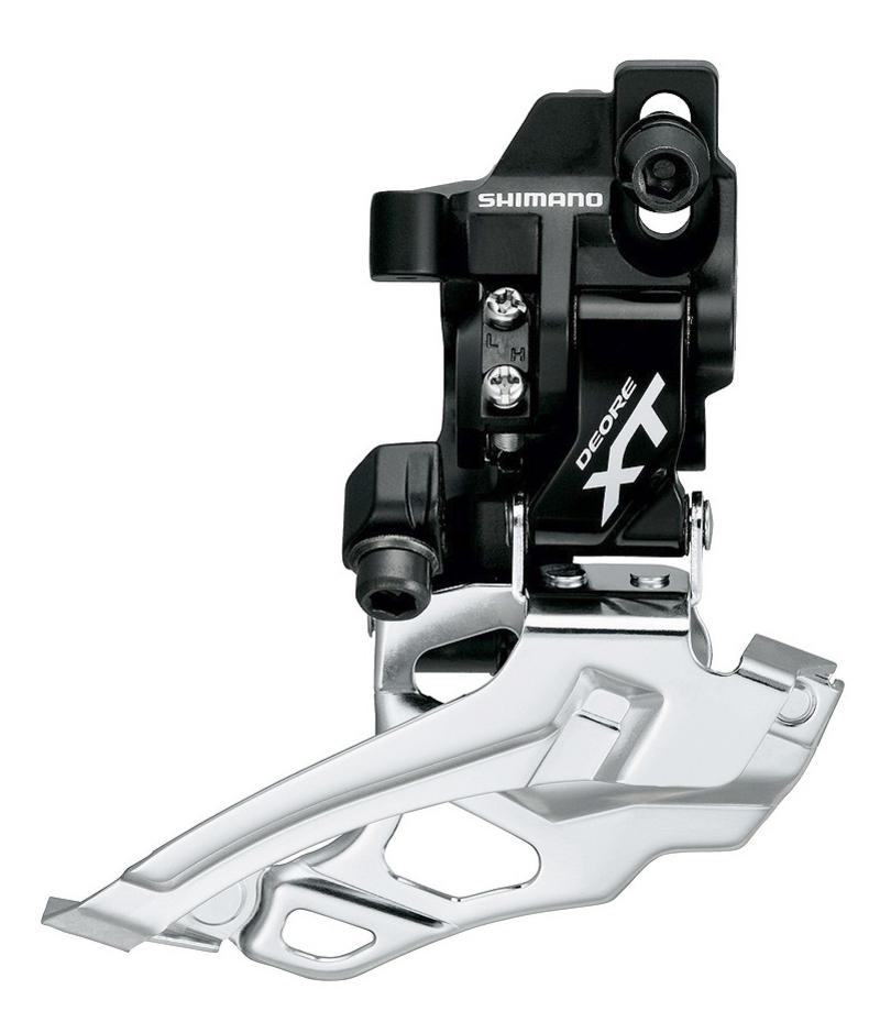 Shimano Přesmykač XT FD-M781A 3x10