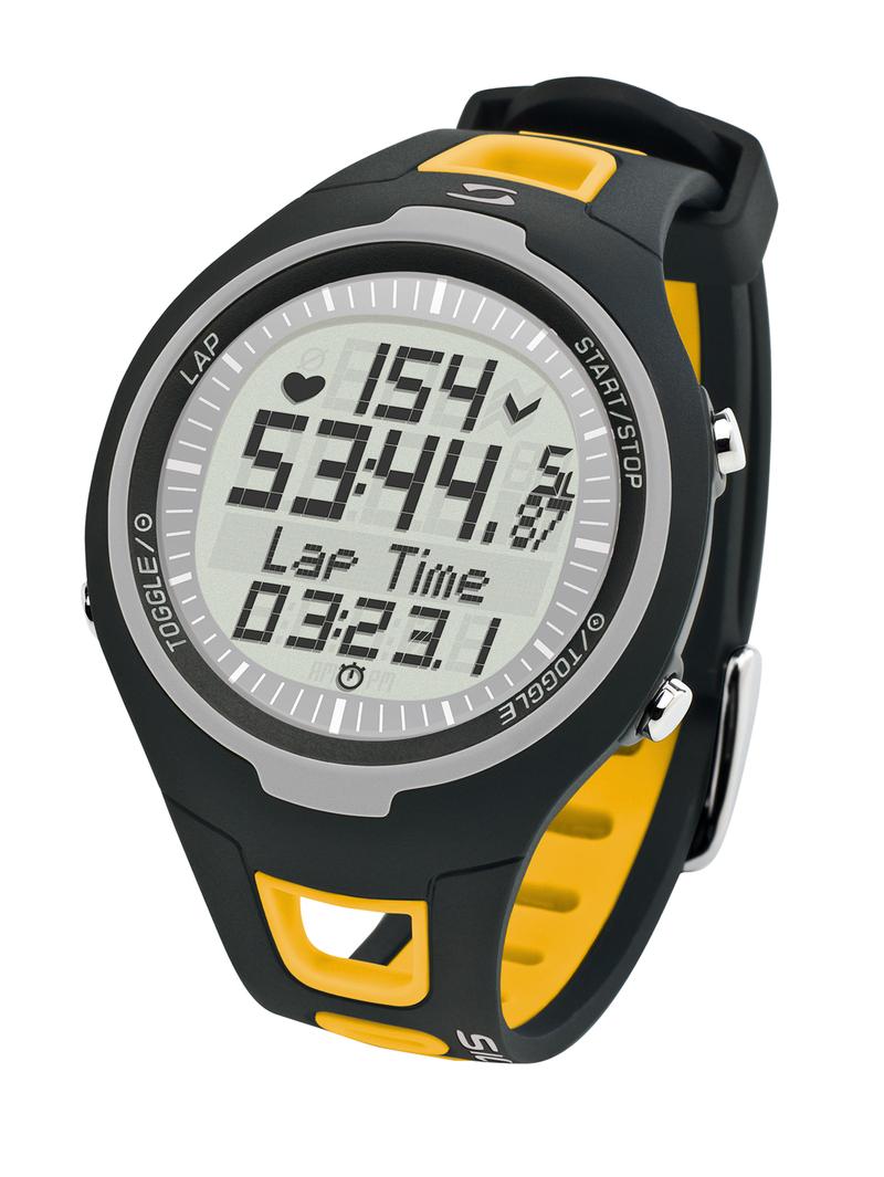 Sigma pulsmetr PC 15.11 žlutý