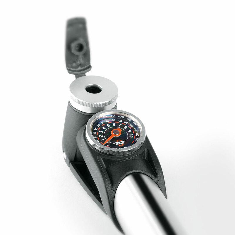 SKS pumpa INJEX CONTROL Alu s manometrem