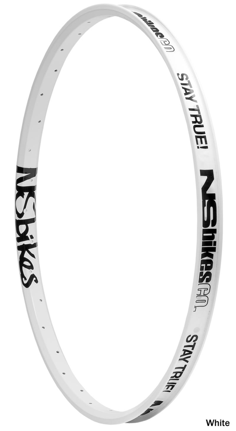 NS Bikes ráfek TRAILMASTER 26 bílý