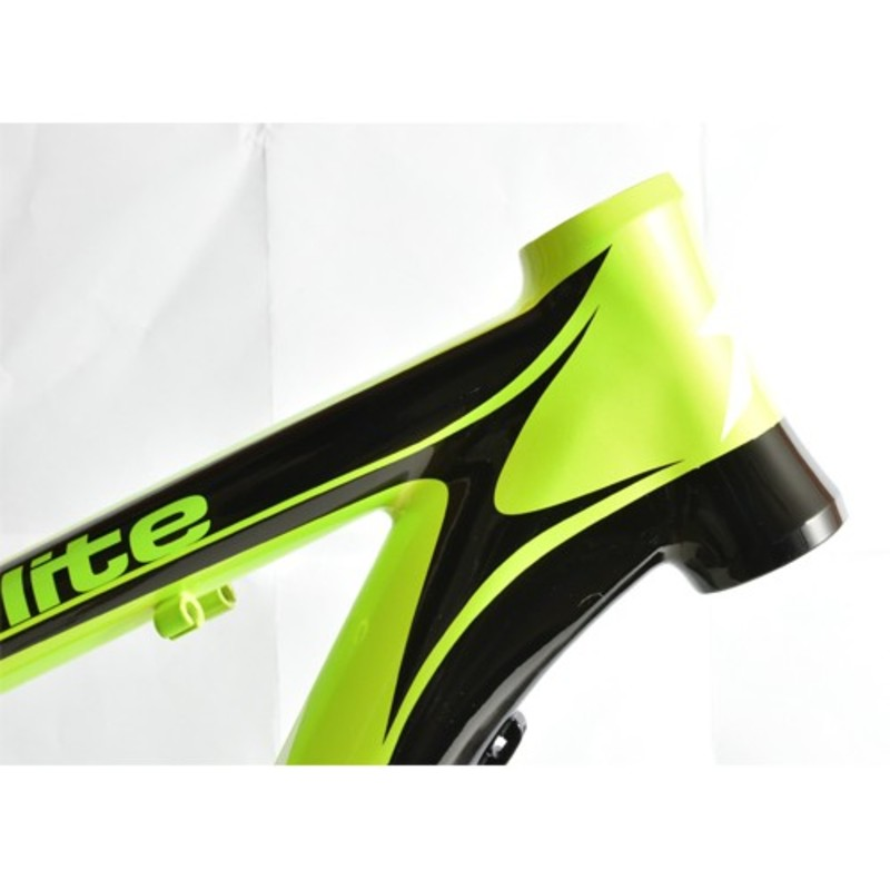 MRX Rám CROSS 28 Elite X6 černo-zelený
