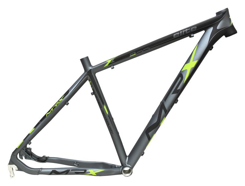 MRX Rám CROSS 28 Elite X6 šedo-zelený