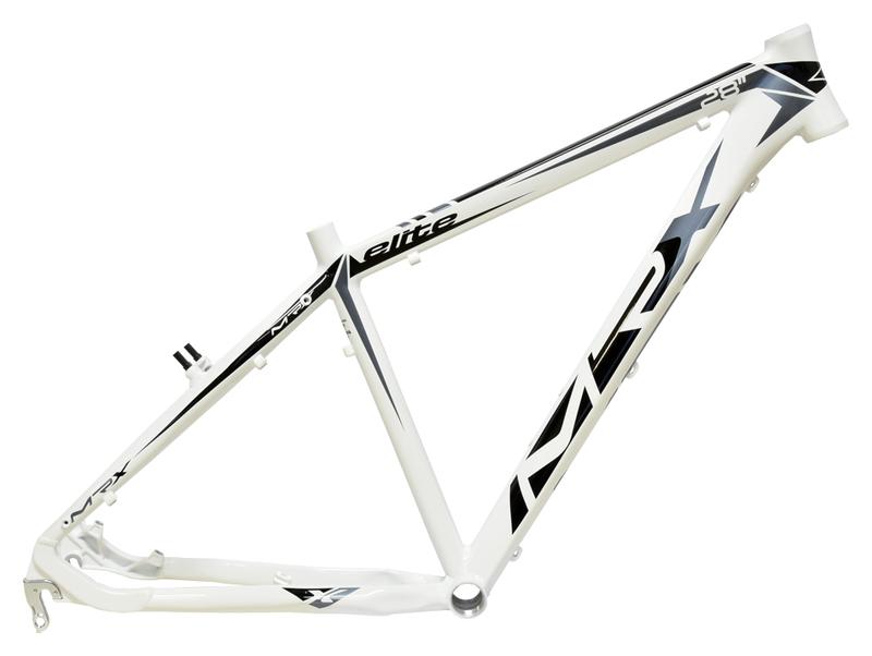 MRX Rám CROSS 28 Elite X7 bílý