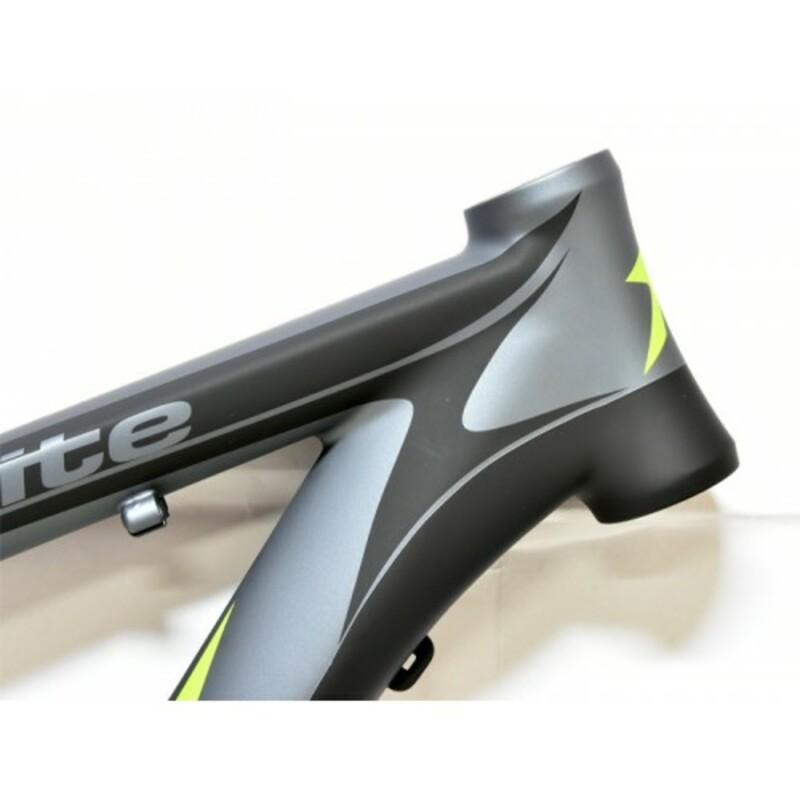MRX Rám MTB 29 Elite X6 šedo-zelený