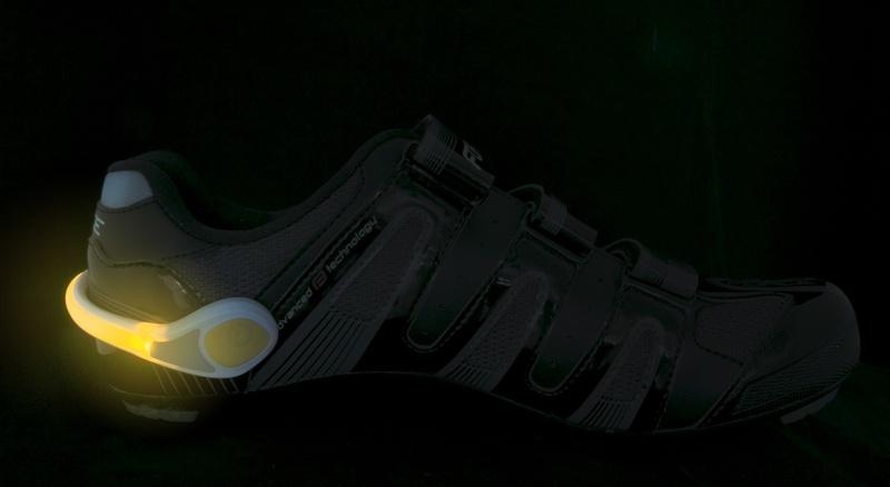 Force reflexní klip/pásek FLARE na boty