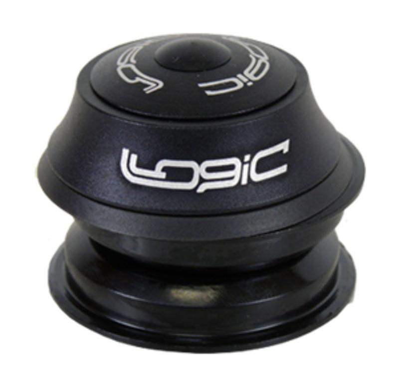 Logic řízení LOGIC H148 1-1/8 semi-integr.kuž.15mm černé