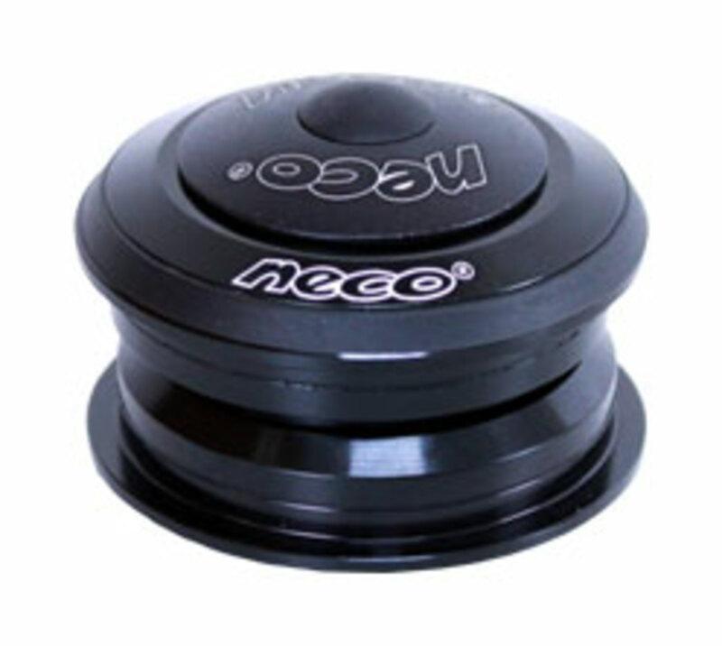 Logic řízení NECO H146 1-1/8 semi-integr.černé