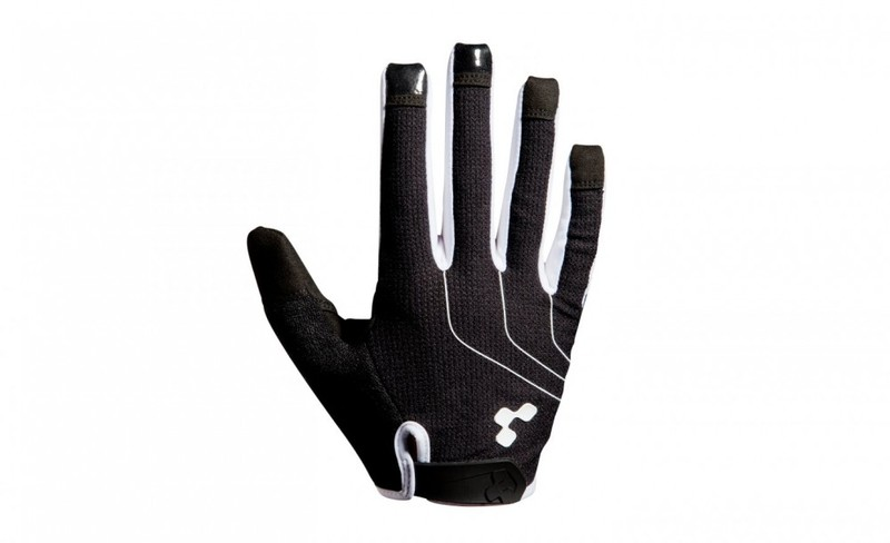 Cube rukavice Natural Fit LTD Blackline long finger