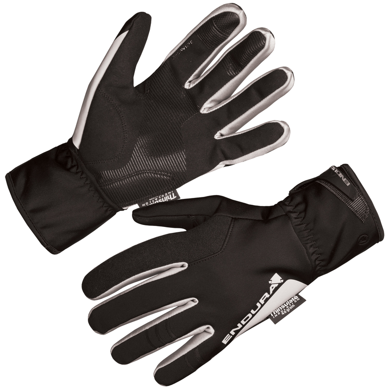 Endura rukavice DELUGE II Glove black