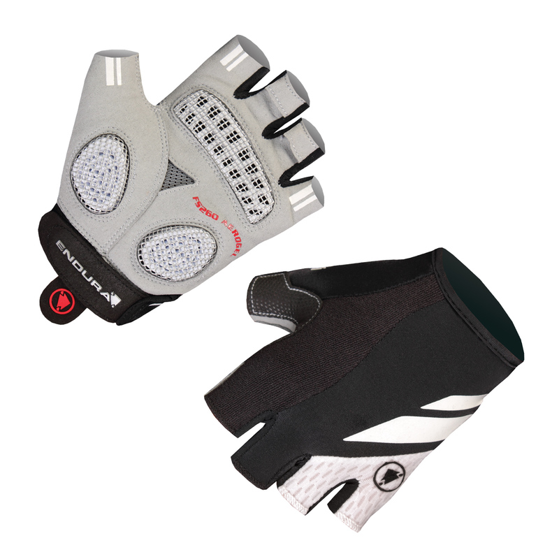 Endura rukavice FS260 PRO Aerogel II glove black