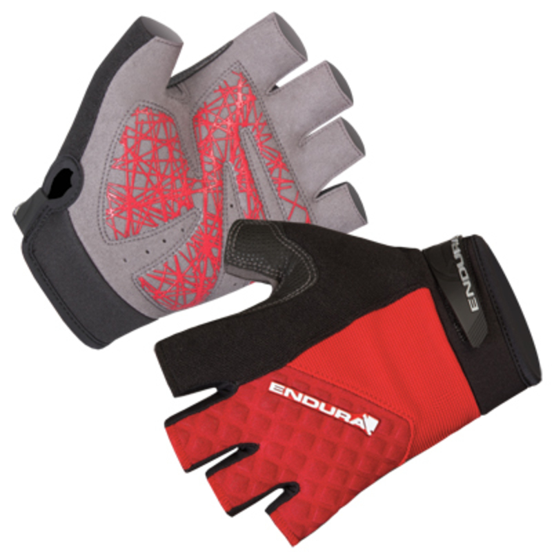 Endura rukavice HUMMVEE PLUS red
