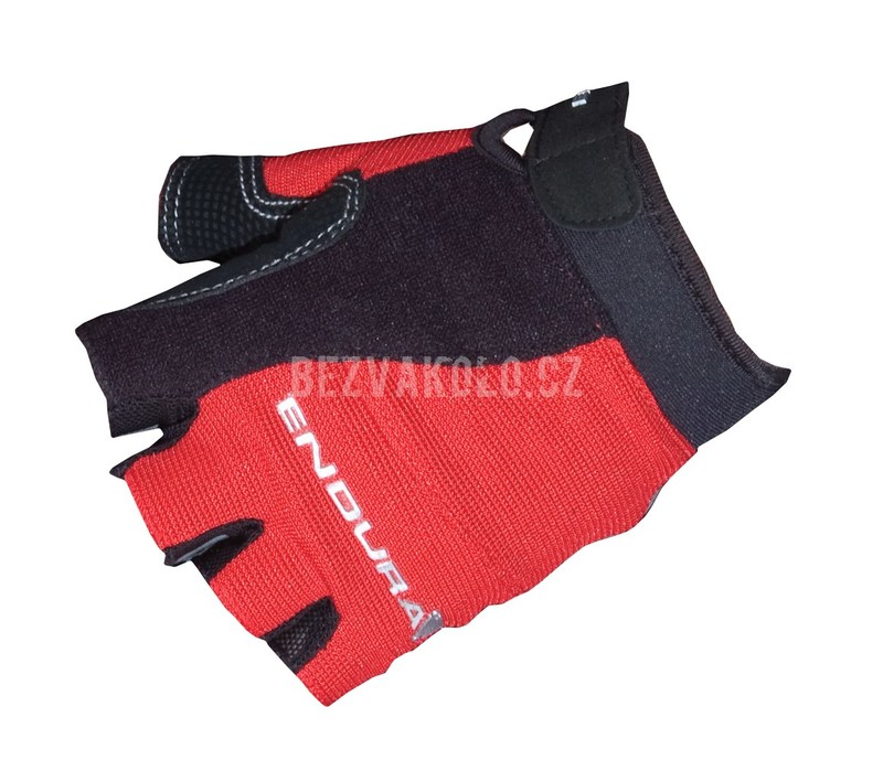Endura rukavice Mighty Mitt red