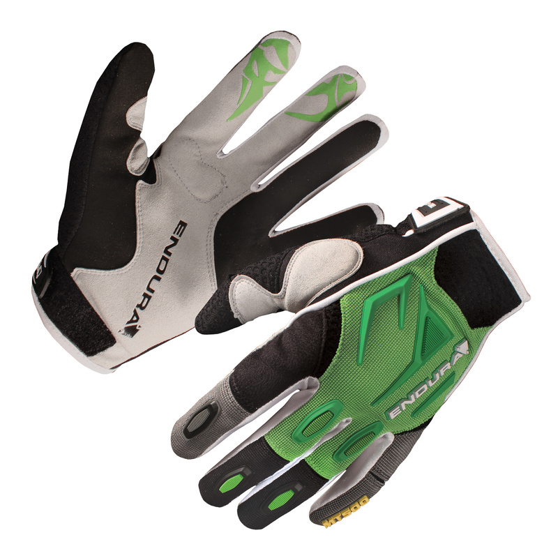 Endura rukavice MT500 green