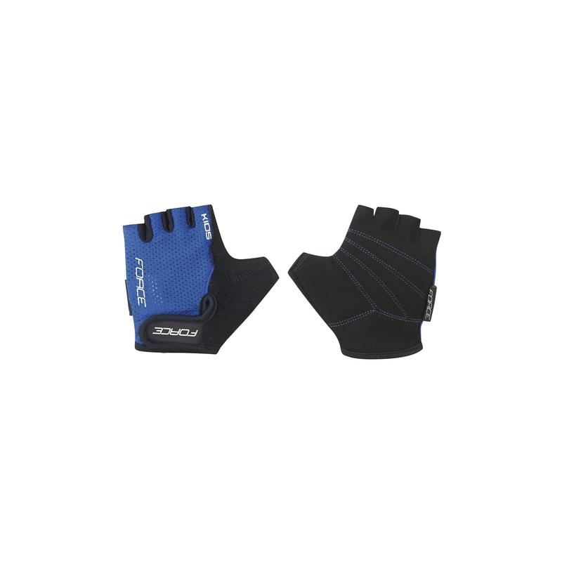 Force rukavice SHORTY dětské, tmavě modré