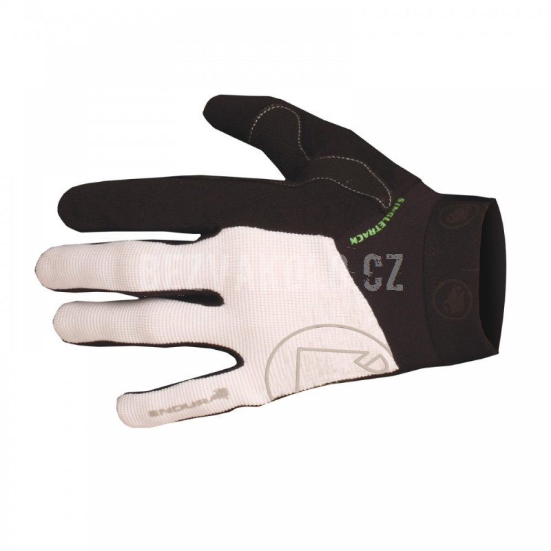 Endura rukavice Singletrack II Glove white