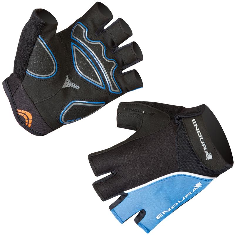 Endura rukavice XTRACT glove modré ocean