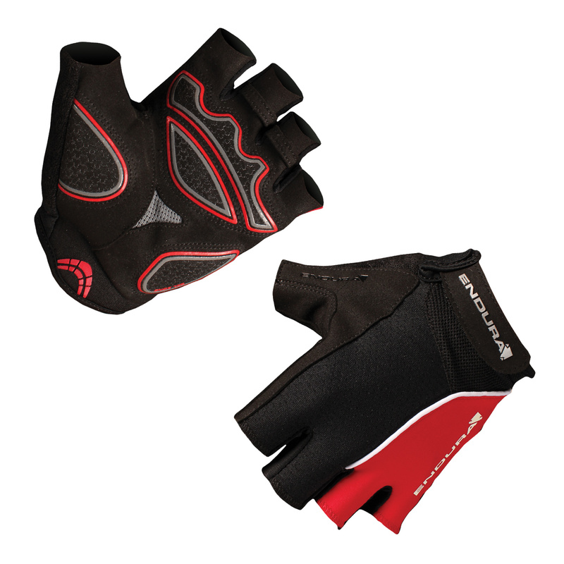 Endura rukavice XTRACT glove red