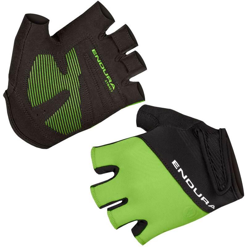 Endura rukavice XTRACT II zelené
