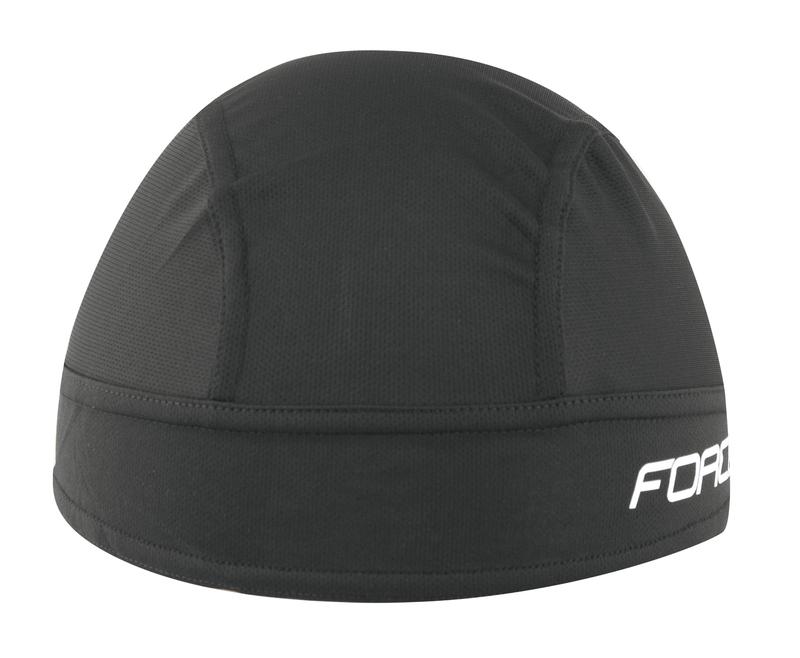 Force šátek FORCE SCARF - PIRÁT, černý UNI