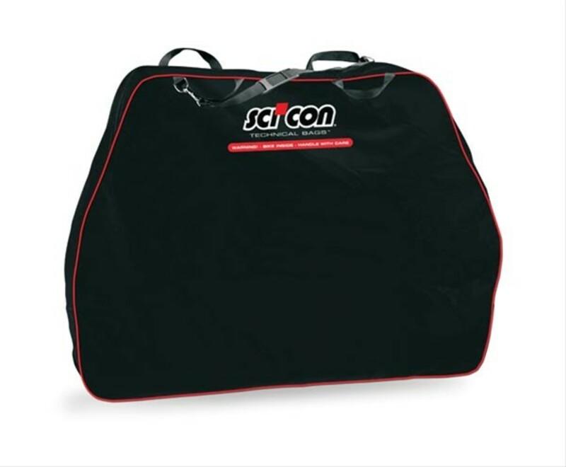 Bezvakolo SCICON Cycle Bag Travel Basic