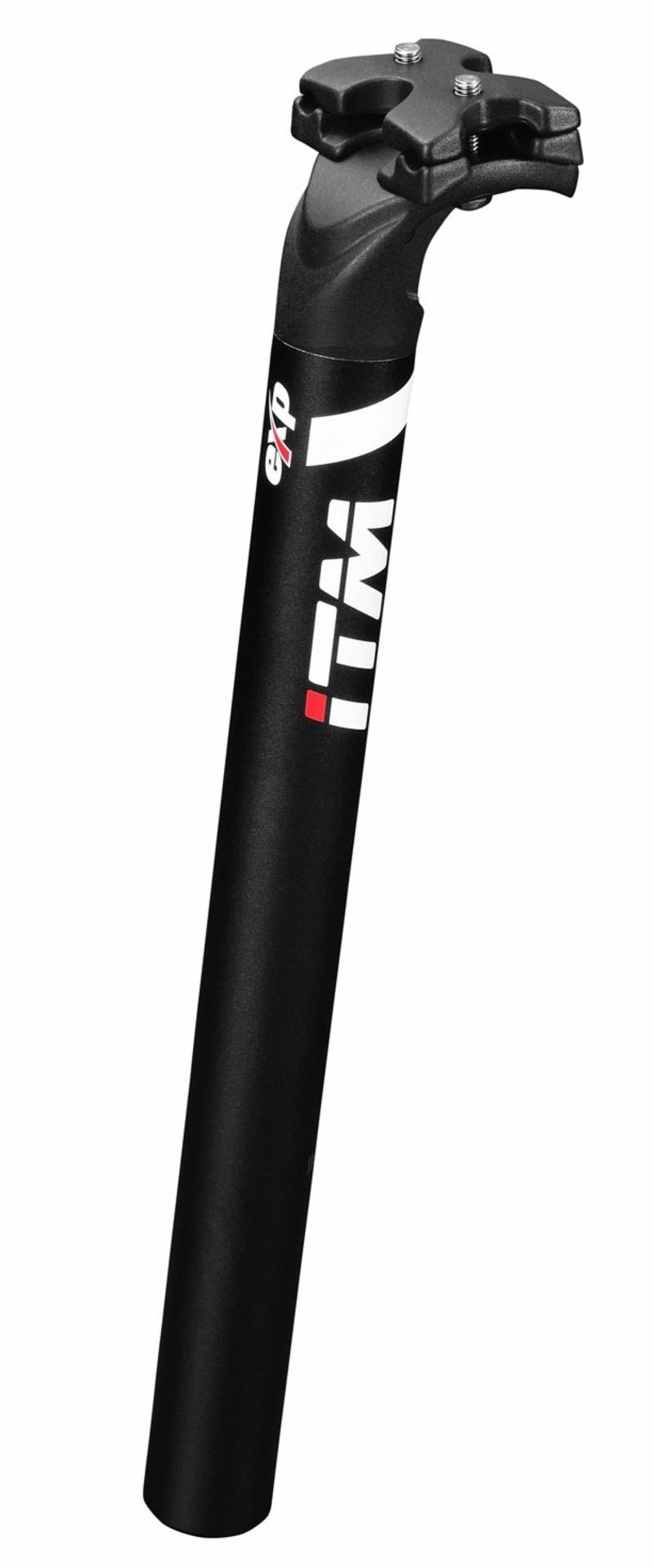 ITM sedlovka EXP 350mm hliníková, černá matná