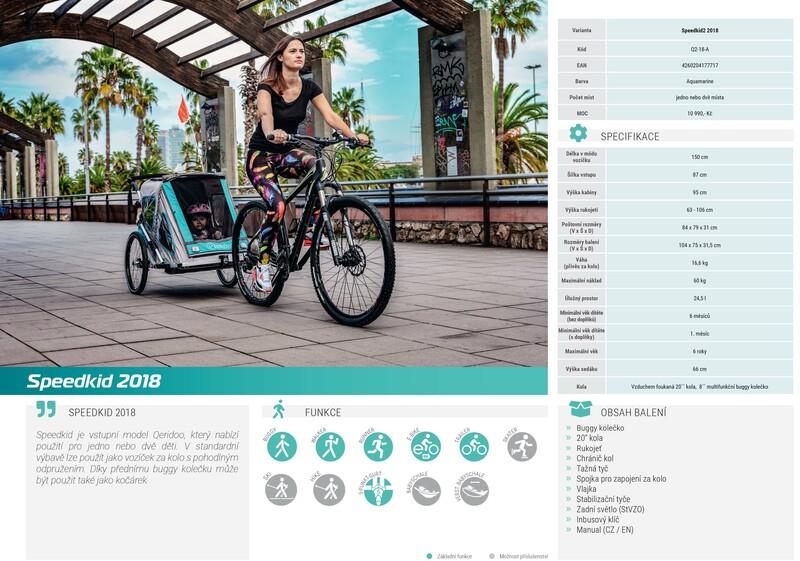 Qeridoo vozík Speedkid2