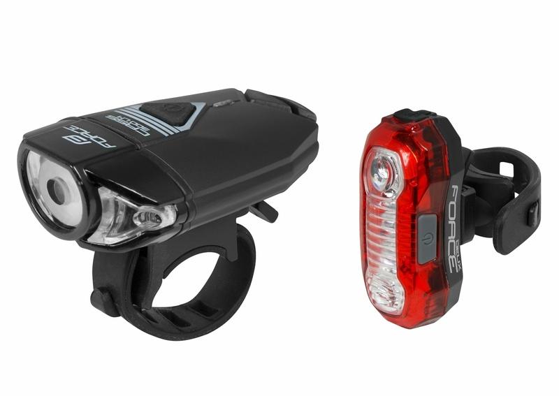 Force světla, sada EXPRESS USB přední + zadní