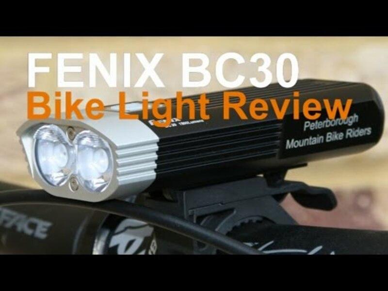 Fenix světlo Fenix BC30