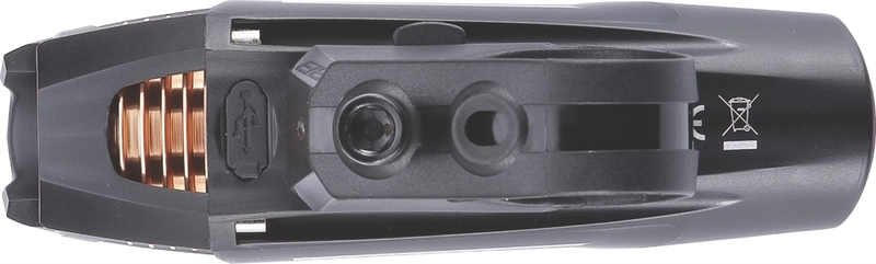 BBB světlo přední nabíjecí USB STRIKE 500 BLS-72