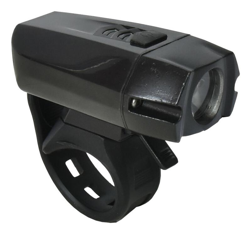 Profil přední světlo PROFIL JY-7027 XPG-R5 USB 400lm