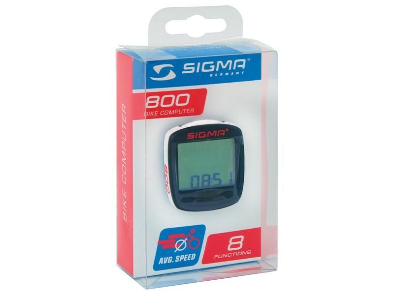 Sigma tachometr BASELINE 800