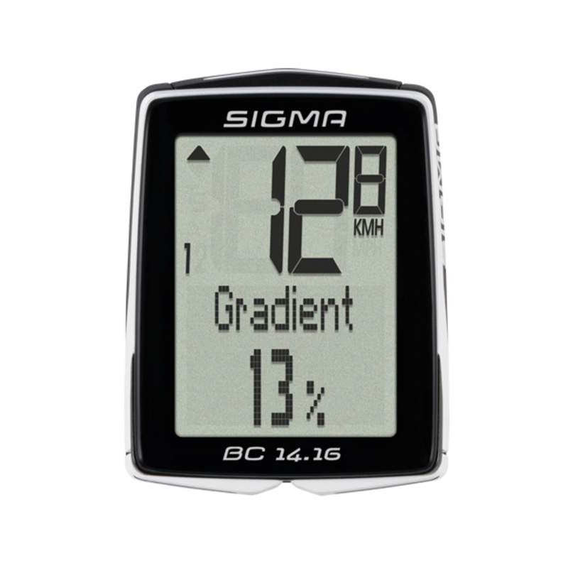 Sigma tachometr BC 14.16 STS