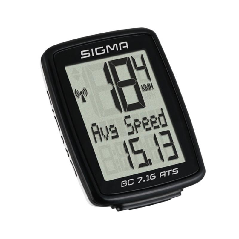 Sigma tachometr BC 7.16 ATS